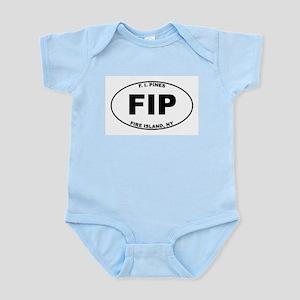 Fire Island Pines Infant Bodysuit