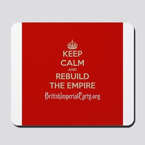 Keep Calm And... Mousepad