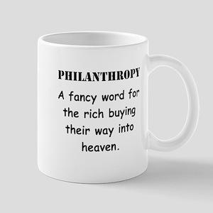 Philanthropy Mug