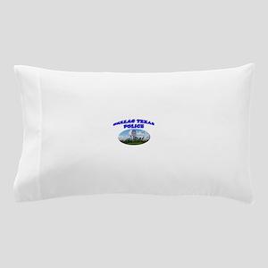 Dallas PD Skyline Pillow Case