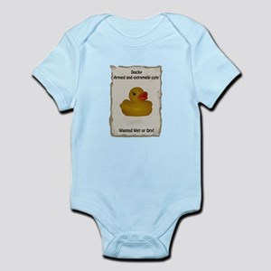 Wanted - Ducky Infant Bodysuit