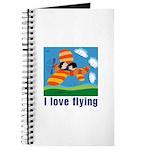 I Love Flying Journal