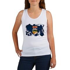 Alberta Flag Women's Tank Top