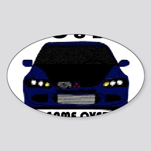 Evo Sticker (Oval)