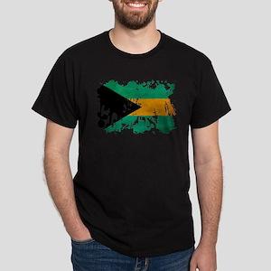 Bahamas Flag Dark T-Shirt