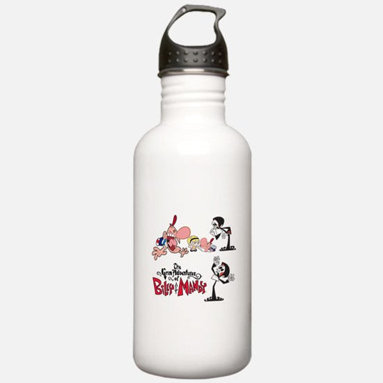 Grim Adventures of Billy and Water Bottle