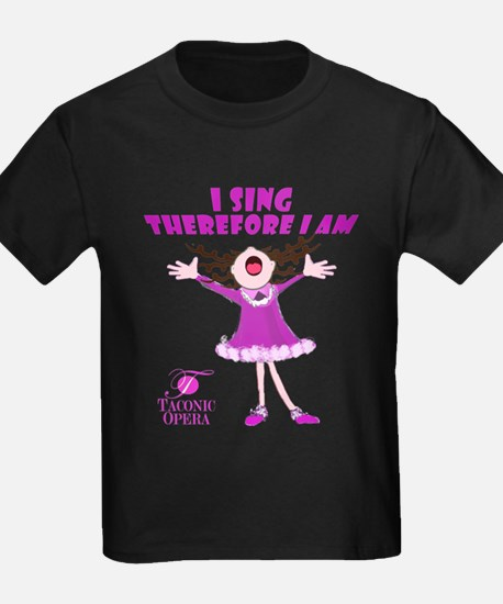 I Sing therefore I am T