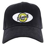 Golf Squad Black Cap