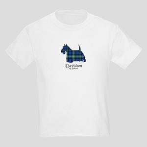 Terrier - Davidson of Tulloch Kids Light T-Shirt