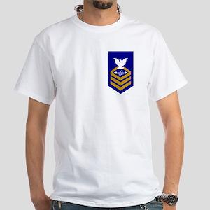 Chief Avionics Technician White T-Shirt