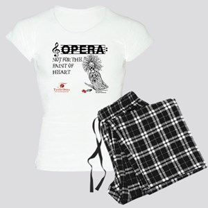 Opera: not for the faint of h Women's Light Pajama