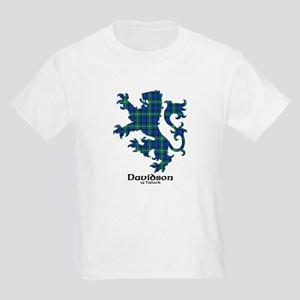 Lion - Davidson of Tulloch Kids Light T-Shirt