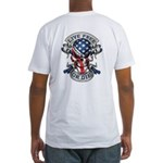 Live Free Fitted T-Shirt