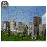 NYC Skyline Puzzle