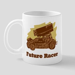 Future Auto Racer Mug