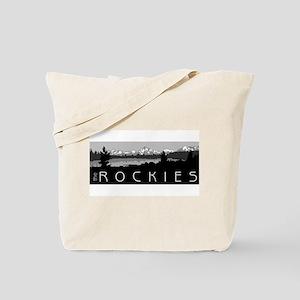 The Rockies Tote Bag