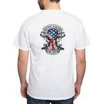 Live Free White T-Shirt