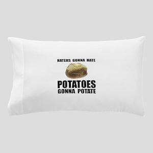 Potatoes Potate Pillow Case
