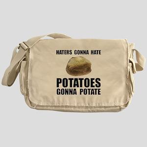 Potatoes Potate Messenger Bag