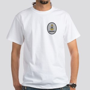 Senior Enlisted Advisor<br> White T-Shirt