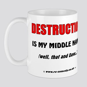 Destruction Mug