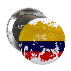 Colombia Flag 2.25