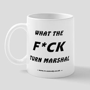 WTF Turn Marshal Mug