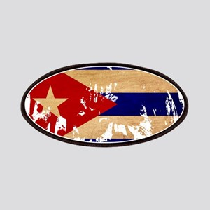 Cuba Flag Patches