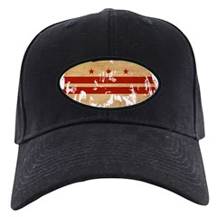 District of Columbia Flag Baseball Hat