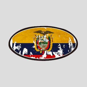 Ecuador Flag Patches
