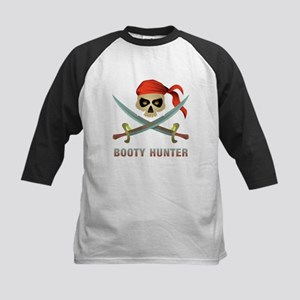 Booty Hunter Kids Baseball Jersey