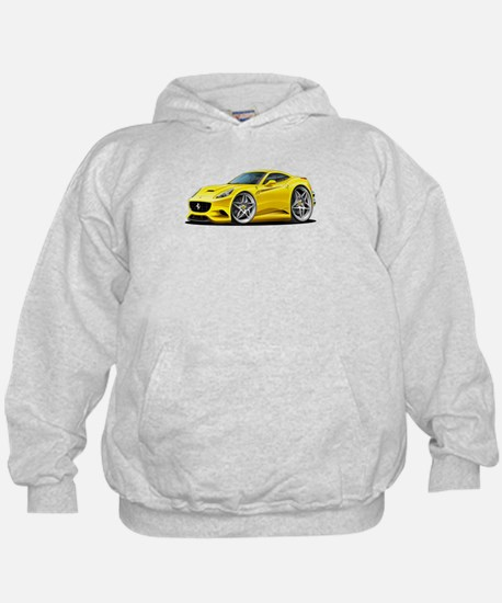 California Yellow Coupe Hoodie
