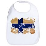 Finland Flag Bib