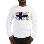 Finland Flag Long Sleeve T-Shirt