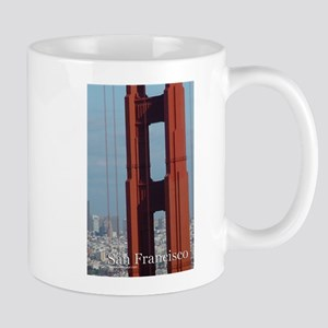 San Francisco Golden Gate Bridge Mug