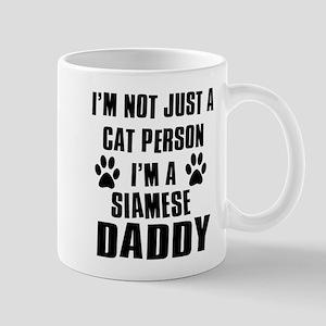 Siamese Daddy Mug