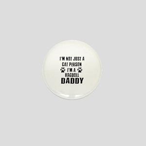 Ragdoll Daddy Mini Button