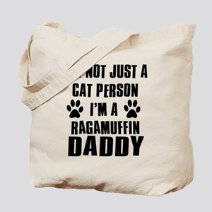 Ragamuffin Daddy Tote Bag