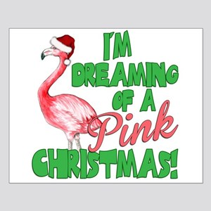 Pink Christmas Posters