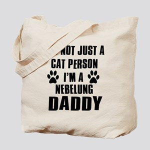 Nebelung Daddy Tote Bag