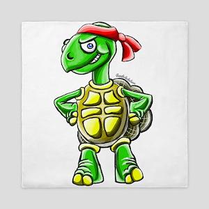 Ninja Turtle Tortoise Queen Duvet