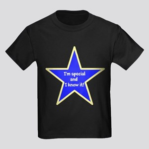 special and i know it star tee