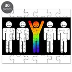 Gay = Happy (inverse) Puzzle