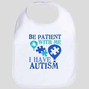 Be Patient Autism Bib