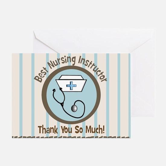 Nursing School Greeting Card