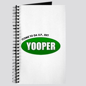 Generic Yooper Journal