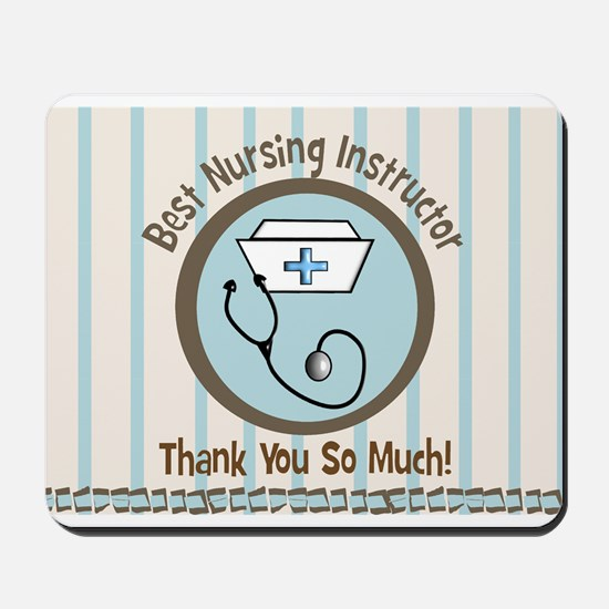 Nursing School Mousepad