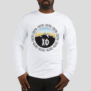 Chi Phi Sunset Long Sleeve T-Shirt