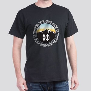 Chi Phi Sunset Dark T-Shirt