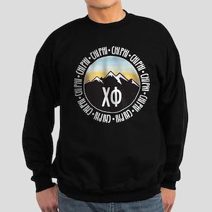 Chi Phi Sunset Sweatshirt (dark)
